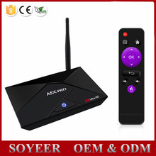 Soyeer Newest Android 7.1 Smart Tv Box RK3328 A5X Pro 2g 16g