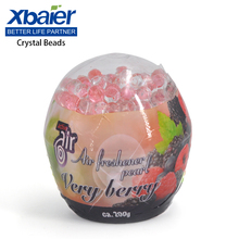 OEM Household Crystal Beads Gel Air Freshener
