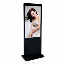 "Custom Kiosk Totem,32""42""46""55""Inch Floor Standing Android Wireless Wifi Lcd Digital Signage"