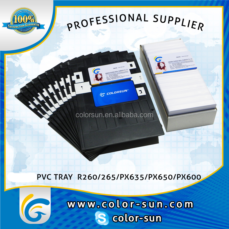 ON SALE pvc card tray for Epson R230/ R300/ R200/ R220/ R320/ R310/ R350/ R210