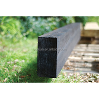 wholsale for fence wooden sleeper ,landscaping wooden sleeper ,fence flower bed