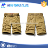 High waisted sexy cargo men fancy shorts with belt