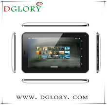 DG-TP7005 7 inch 2G phone call bluetooth tablet pc A13 512MB/4GB