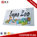 Outdoor advertsing printed country custom nylon flag