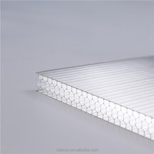 8mm 10mm 12mm polycarbonate honeycomb panels plastic honeycomb core