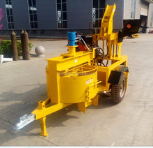hydraulic clay soil interlocking brick making machine on sale