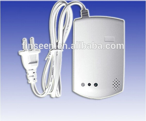 Wireless Home Alarm With LPG /LNG Petrol Gas Vapor Detector