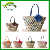 Hot Sale Summer Beach Straw Bag