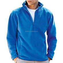 2018 oem cheap china polyester fleece outdoor printing fleece mens jacket