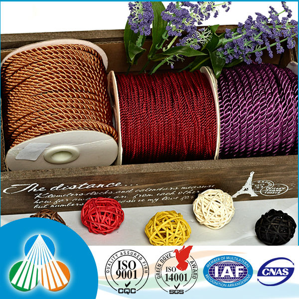pp twisted twine baler rope