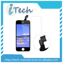 Shenzhen manufacturer for Apple Iphone 5c lcd screen assembly fix, for iphone 5c replacement digitizer lcd touch screen