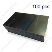 100PCS LCD Polarizer Film for HTC One X S720e G23