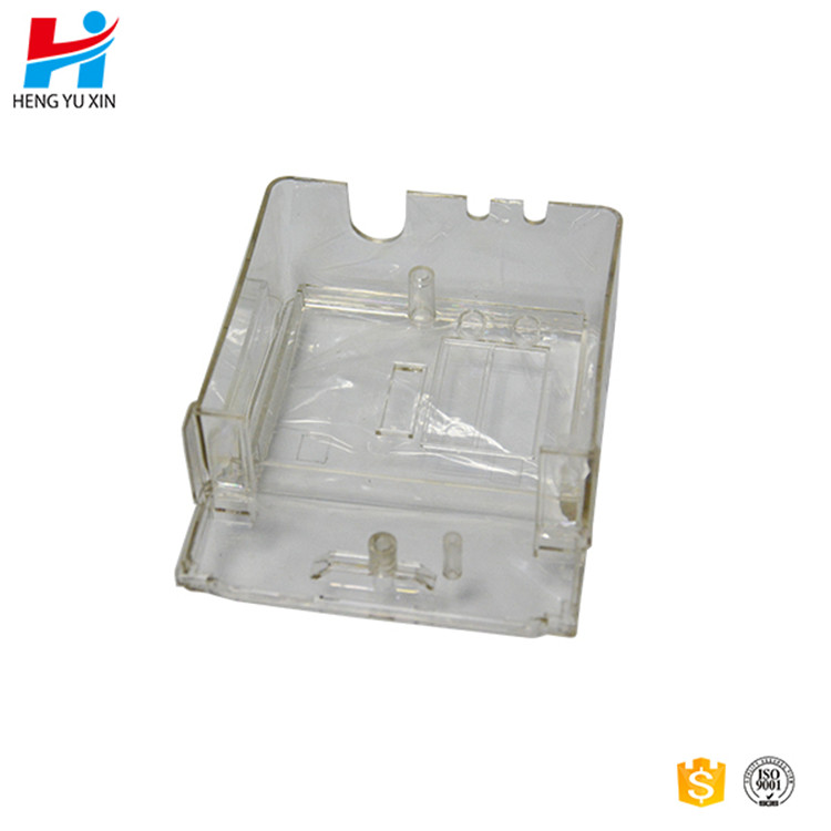 Small Plastic Injection Molded Parts / Plastic Injection Molding For Plastic Case
