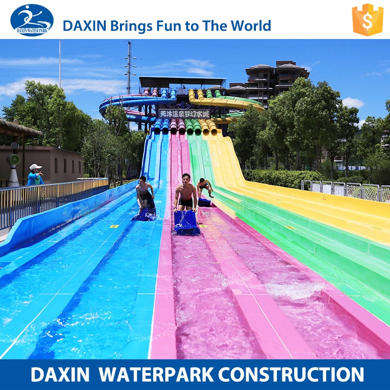 Daxin Easy Installation Water Slide Boat Air Blower For Water Slide Large Community