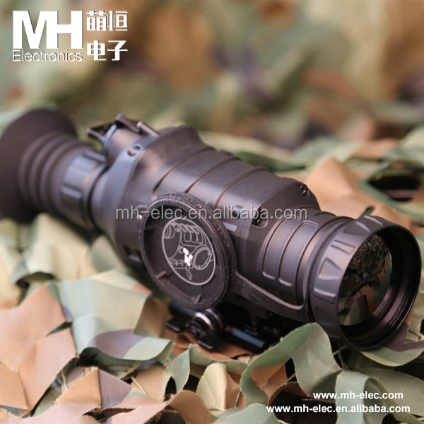 Thermal Night Vision Rifle Scope And Thermal Scope Hunting