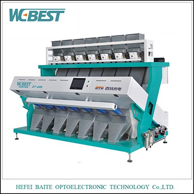 CCD camera Indian lentil color sorting equipment from Anhui manufacture