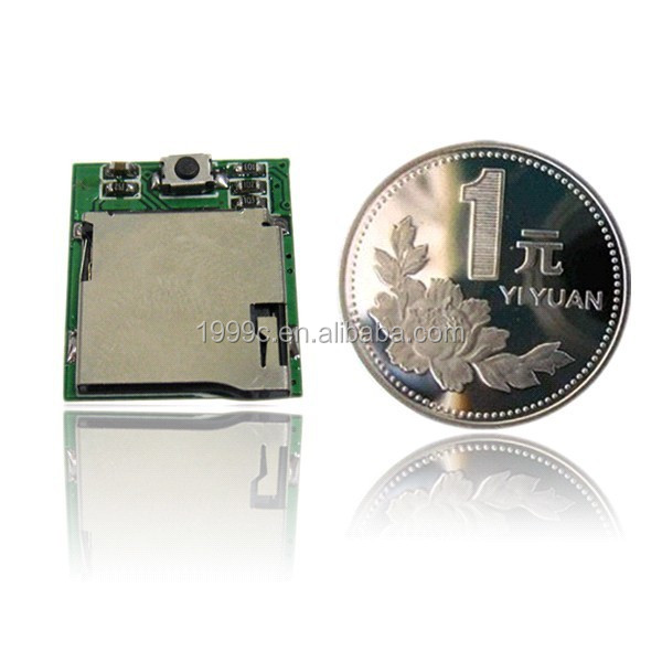 Long duration MP3 Mini voice recorder module