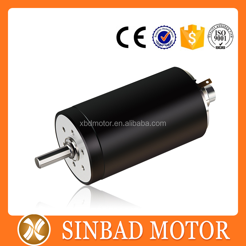 high torque 40mm 24v dc gear motor for golf caddy