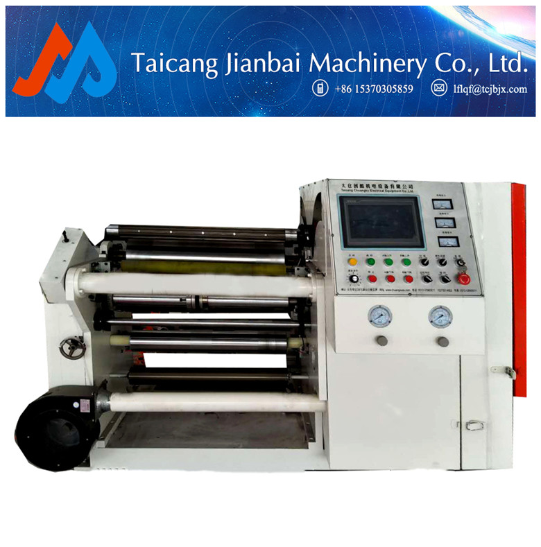 Economic and Reliable automatic band saw paper core cutter auto slitter die cutting machine