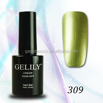 metallic uv gel polish perfect builder gel