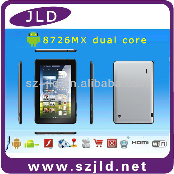 "9.7"" Capacitive 10 point Amlogic A9 dual core tablet pc"