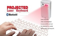 Hottest!!! cheap magic cube wireless virtual laser keyboard colored wireless keyboard and mouse combo