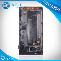 Replacement for huawei ascend p6 lcd and digitizer touch screen