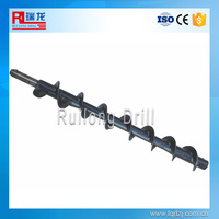 Oil and Gas Drill collar/API spec. 7-1/Integral spiral drill collar in Drill rod/Non-magnetic drill collar