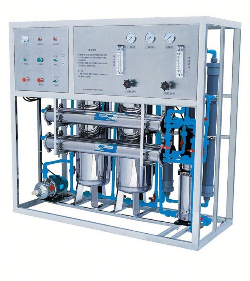 water purifier for ro and di water