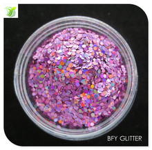 2016 Newest Promotional Amazing colorful Glitter powder Wholesale