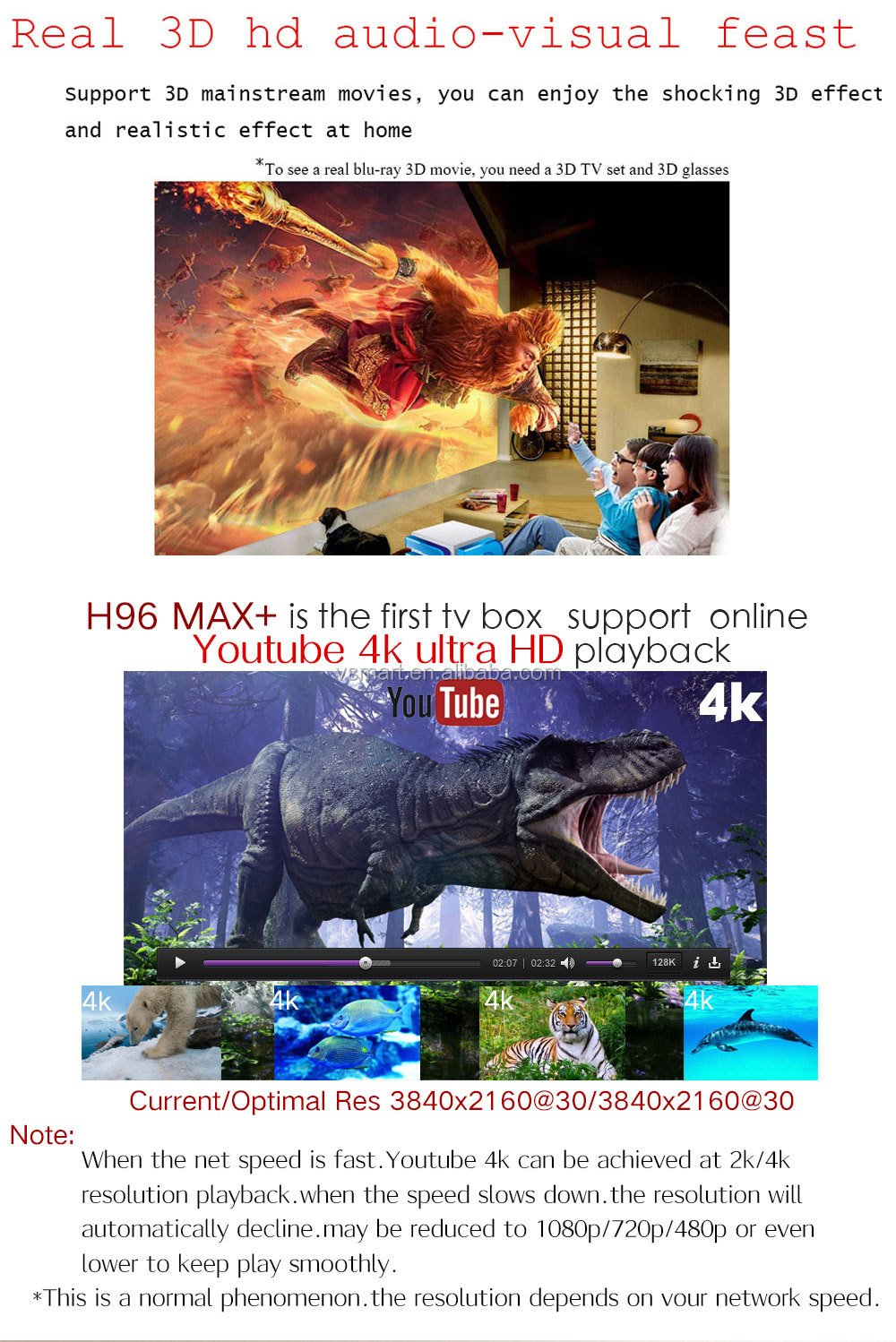 H96 max+ smart box RK3328 android 8.1 new arrival 4GB,64GB tv box, H96 max plus 2.4g/5g wireless H96 max+ set top box