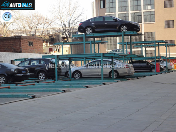 underground parking system for sale/Hydraulic underground car park lift/Automatic underground parking system