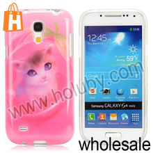 Cute Soft Back Cover Case for Samsung Galaxy S4 Mini TPU Case, TPU Case for Samsung Galaxy S4 Mini i9190