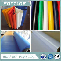 solid color soft pvc film in roll for tent tarpaulin made in china