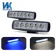 Blue/white dual color car led lighting 18w IP67 waterproof led work light