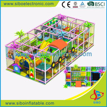GM0 used indoor playground equipment sale commercial kids play zone