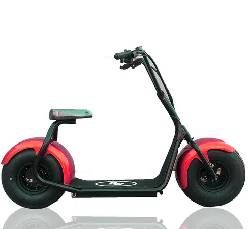 China Cheap 800 W Mini Electric Motorcycles Harley scrooser 2 wheels scooter
