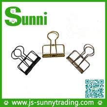 Office Product 25mm stationery stainless file binder clips With Cheap Price
