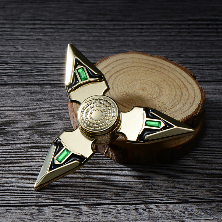 Wholesale Wind Spinner Bearing Parts,Used Bowling Ball Air Game Bead Spinner Toy,Custom Metal Stainless Steel Brass Spinner Hand