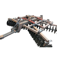 Professional fold wings hydraulic heavy duty disc harrow for sale