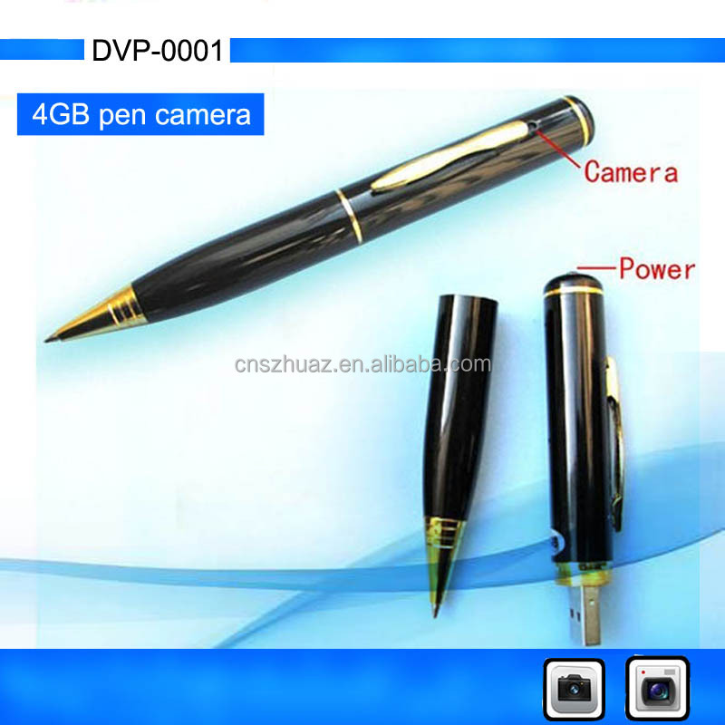 High resolution HD Mini Pen Camera /Pen DVR /HD Digital DVR Pen Video Recorder