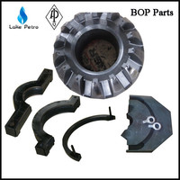 High quality BOP rubber pipe Ram/shear ram/blind ram for sale