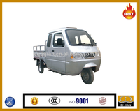 Right steering JH175ZH-2 adult use gasoline mini van/bus tricycle