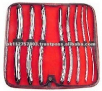 Uterine Hegar Dilator Set Of 8 Double Ended, Anal Toy, Sex Toy, Sex products