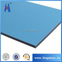 Nano coated outdoor sign board material