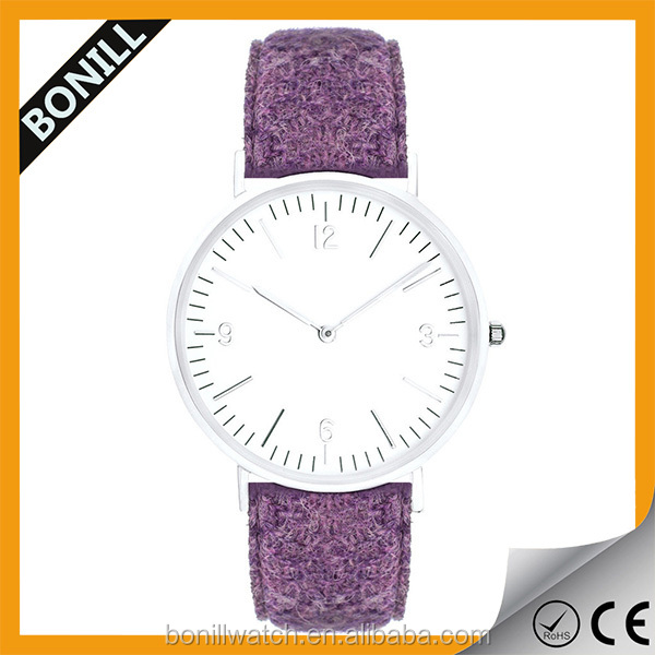 Supply high quality at very good price for ladies slim stone watch