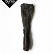 VV Alibaba Hot Products Black Women Remy Wholesale Brazilian Virgin Funmi High Quality 100% Human Hair Extension