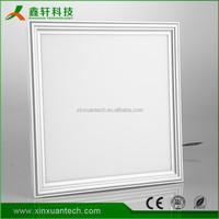 Drop ceiling 2x2 high brightness 36W/48W/54W led panel light 600*600
