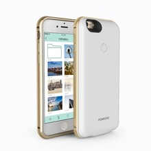 Protective Battery Case for iPhone with TF Card Phone Battery Case OTG memory charger i66S