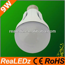 2013 new innovative 9w light led bulbs warranty up to 2 years